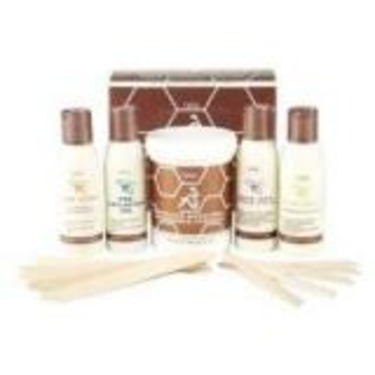 GIGI Microwaveable Brazilian Bikini Wax Kit