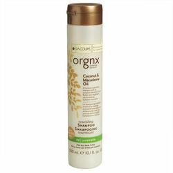LaCoupe Orgnx Coconut & Macademia Oil Shampoo