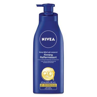 NIVEA Q10plus Firming Body Milk