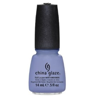 China Glaze Nail Lacquer, Fade Into Hue, 0.5 Fluid Ounce