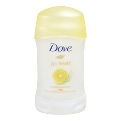 Dove Go Fresh Antiperspirant in Grapefruit & Lemongrass