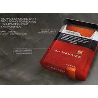 DuMaurier Cigarettes