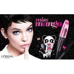 L'Oreal Paris Voluminous Miss Manga Mascara
