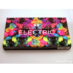 Urban Decay Electric Palatte