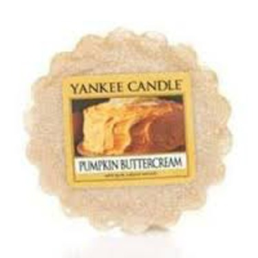 Yankee Candle Pumpkin Buttercream Wax Melt