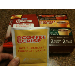 Nestle Coffee Crisp Hot Chocolate