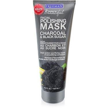 Freeman Feeling Beautiful Charcoal & Black Sugar Polishing Mask