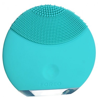how to clean foreo luna