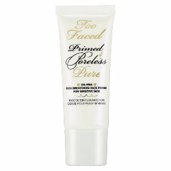 Too Faced Primed & Poreless Pure Oil-Free Skin Smoothing Face Primer For Sensitive Skin