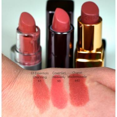 e.l.f. Cosmetics Essential Lipstick in Charming