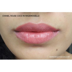 Chanel Rouge Coco Hydrating Crème Lip Color in Mademoiselle