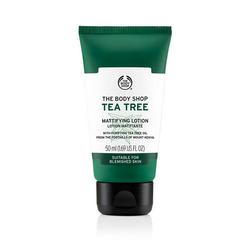 The Body Shop Tea Tree Oil Mattifying Moisturizer