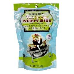Trader Joe's Dark Chocolate Nutty Bits