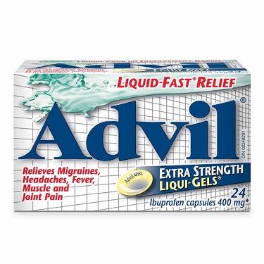 Advil Extra Strength Liqui-Gels