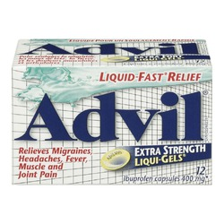 Advil Extra Strength Liqui-Gels