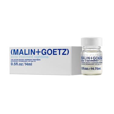 (MALIN   GOETZ) acne treatment nighttime.