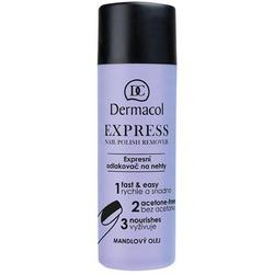 Dermacol Express Nail Polish Remover
