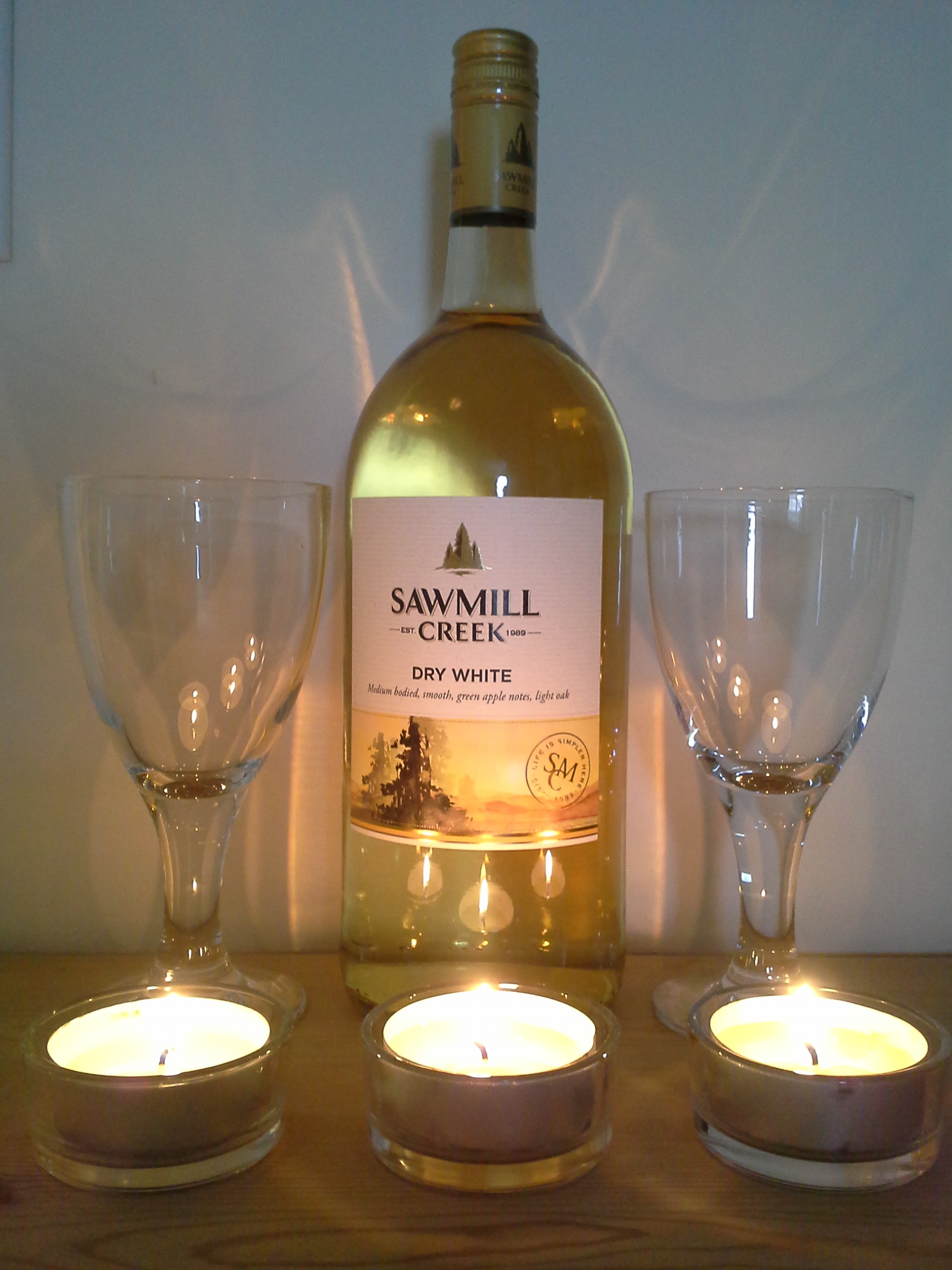 Sawmill Creek Dry White Wine reviews in White Wine