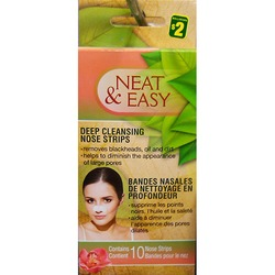 Neat & Easy Deep Cleansing Nose Pore Strips
