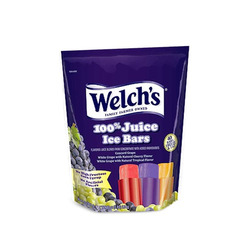 Welch's 100% Juice Ice Bars