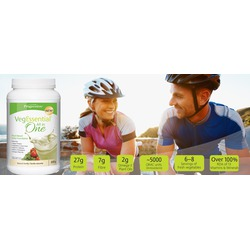 progressive veg essential meal replacement