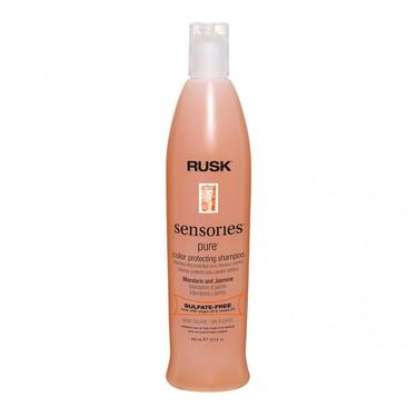 Rusk Sensories Pure Mandarin and Jasmine Vibrant Color Shampoo