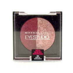 Maybelline Eyestudio eyeshadow #80 Sinful