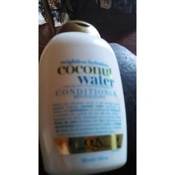 Organix coconut water conditioner
