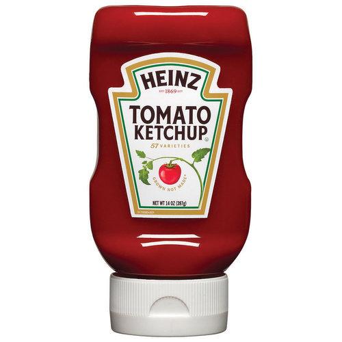 Good Food With Ketchup
