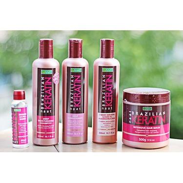 NuNAAT Brazilian Keratin Daily Care Shampoo