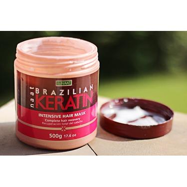 NuNAAT Brazilian Keratin Intensive Hair Mask
