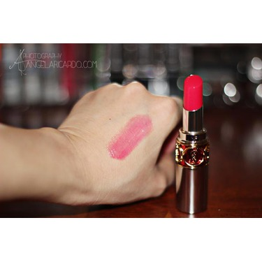 Yves Saint Laurent Rouge Volupté Sheer Candy Glossy Balm