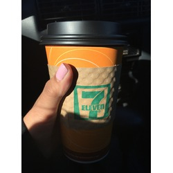 711 French Vanilla Cappuccino