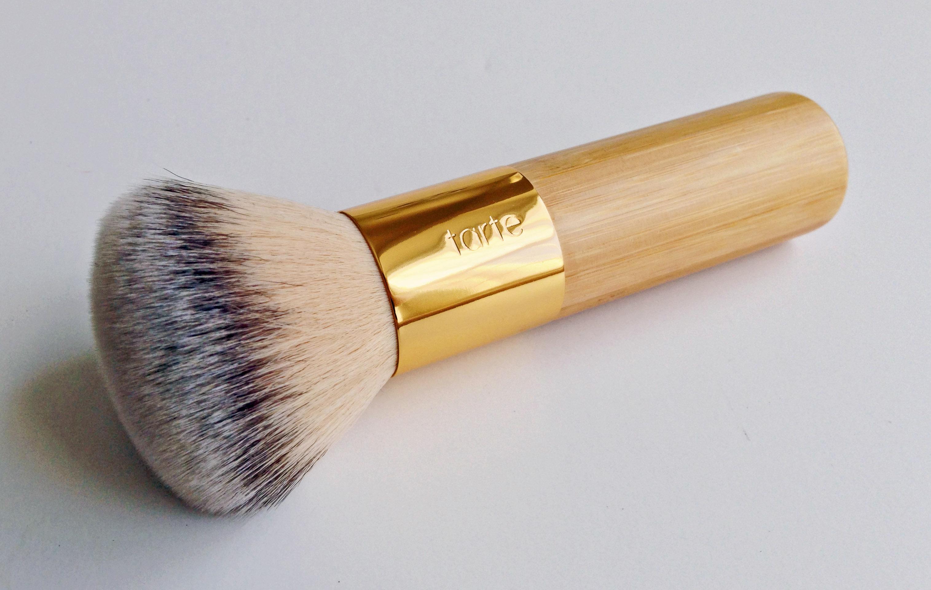 The Buffer Airbrush Finish Bamboo Foundation Brush by Tarte #15