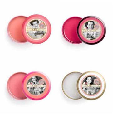 Soap & Glory's A GREAT KISSER Lip Balm