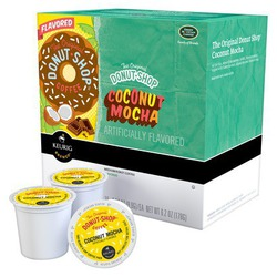 The Original Donut Shop - Coconut Mocha