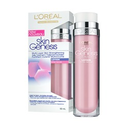 L'Oreal Skin Genesis Daily Moisturizer Oil-Free Lotion