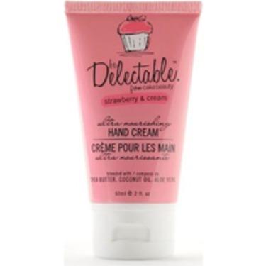 Cake Beauty Be Delectable Ultra Nourishing Hand Cream Strawberry & Cream
