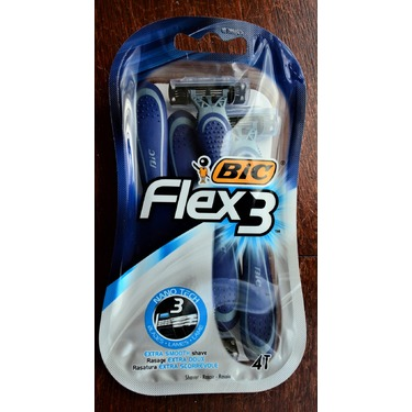 Bic Flex 3 razors