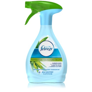 Febreze Fabric Refreshers in Meadows and Rain
