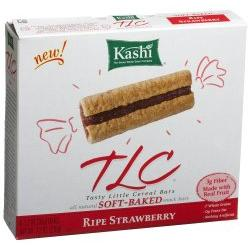 KASHI TLC Soft-Baked Cereal Bars