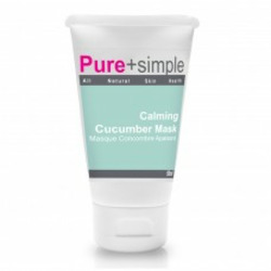 Pure+simple Calming Cucumber Mask