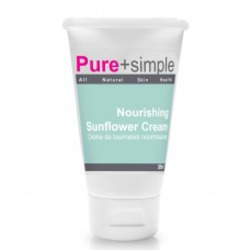 Pure+simple Nourishing Sunflower Cream