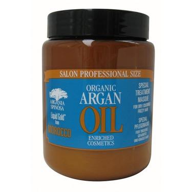 Argania Spinosa Organic Argan Oil Treatment Masque