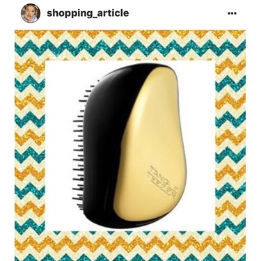 Tangle Teezer Detangling Brush