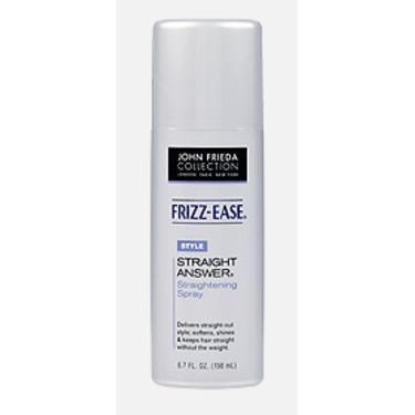 John Frieda Frizz-Ease Straight Answer Spray