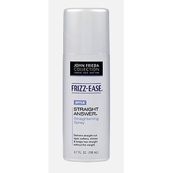John Frieda Frizz-Ease Straight Answer Spray