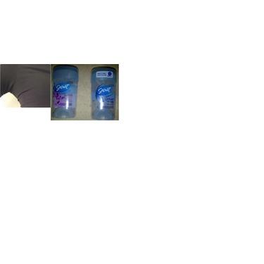 Secret Outlast Completely Clean Clear Gel Antiperspirant