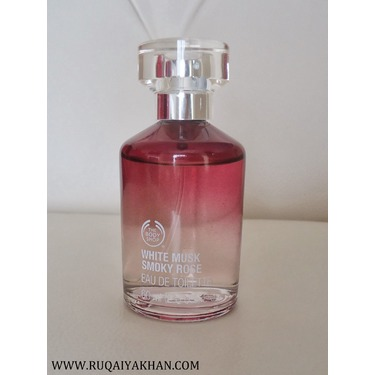 The Body Shop White Musk Smoky Rose Eau De Toilette