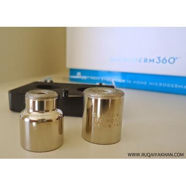 Kelley West Microderm360 Diamond Tip Small Fine Tip